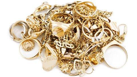Goldschmuck-Ankauf