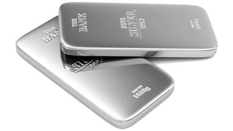 Silber-Ankauf