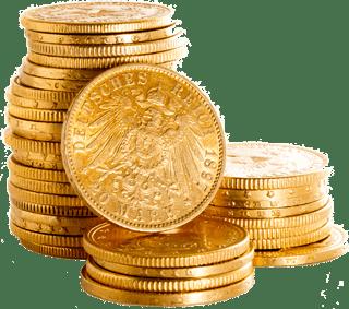 Goldmünzen Ankauf